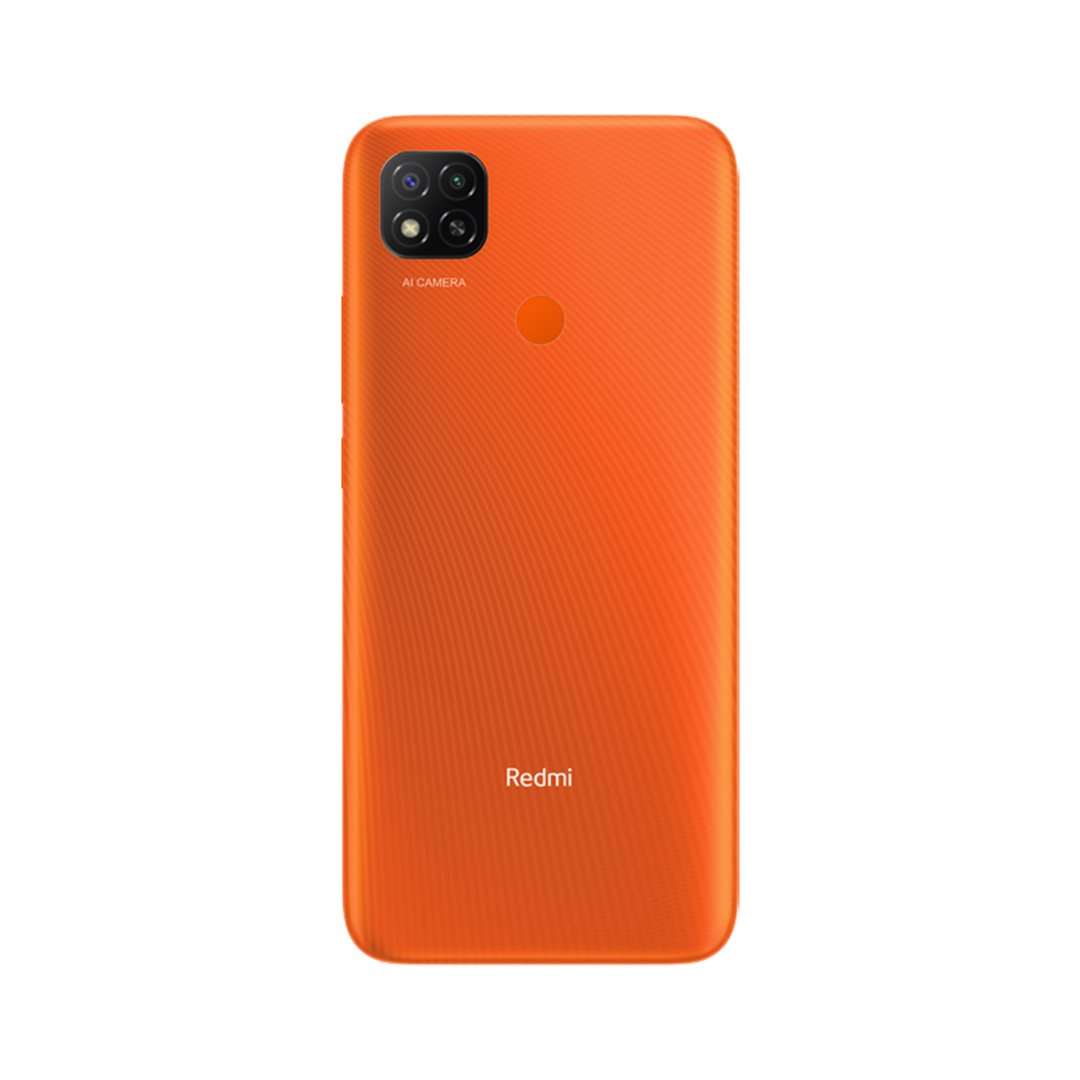 Xiaomi Redmi 9C NFC 2GB/32GB oranžová