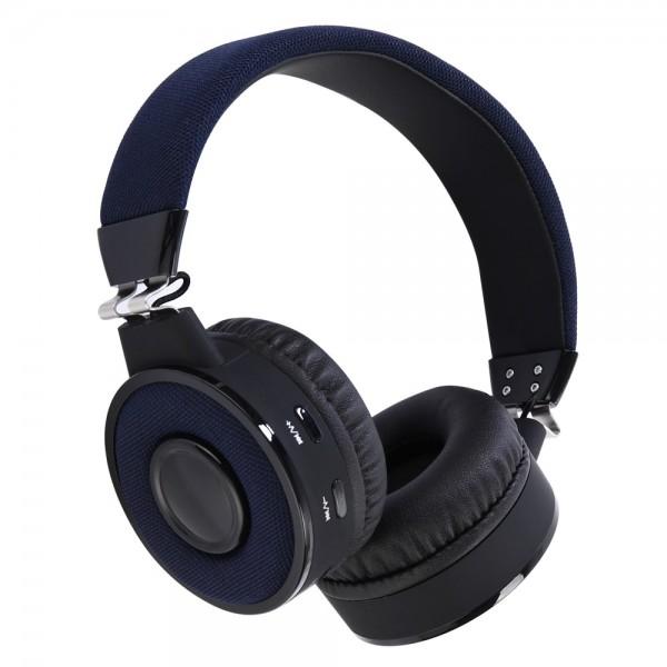 Bluetooth sluchátka Aligator AH01 modrá