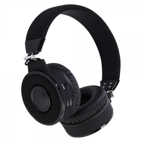 Bluetooth sluchátka Aligator AH01 černá