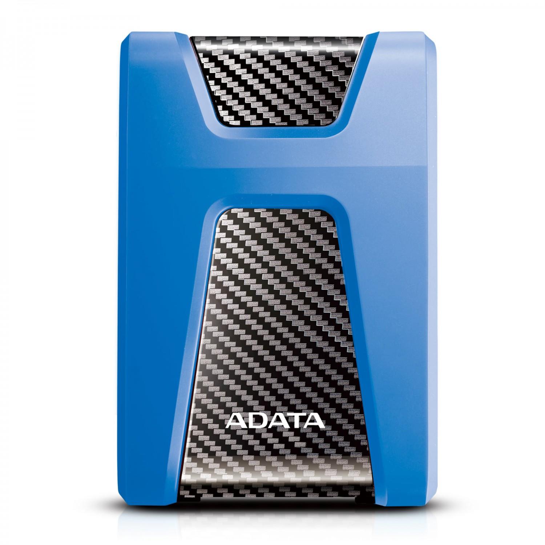 """ADATA HD650 1TB 2.5"""" HDD USB 3.1, modrá"""