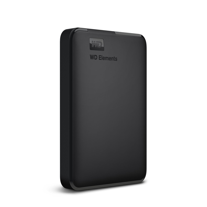 "WD Elements Portable 750GB 2.5"" USB3.0, black"