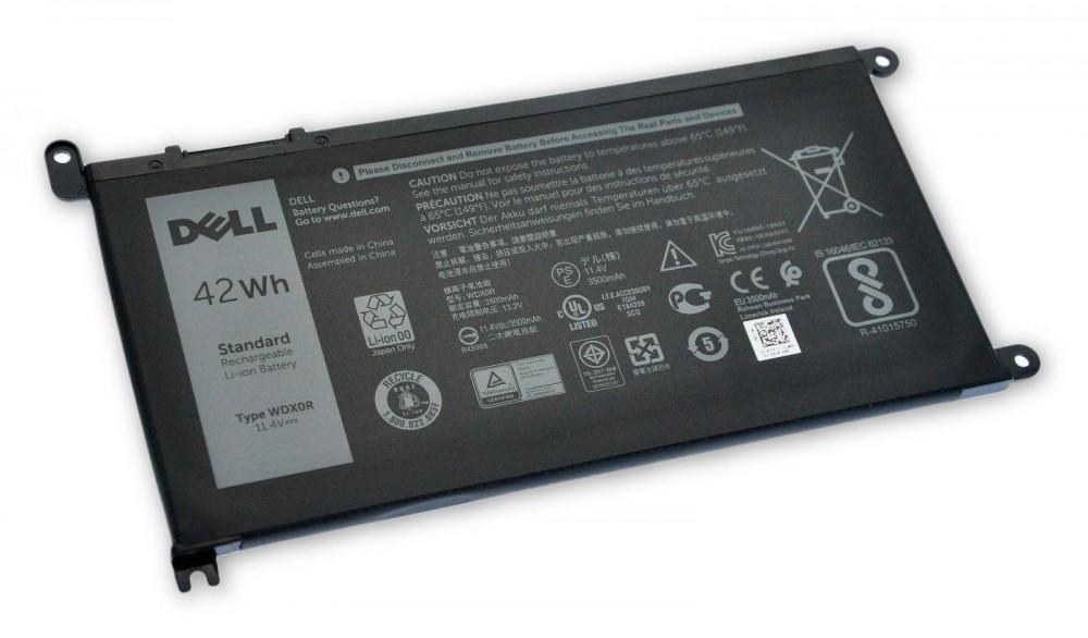 Dell Baterie 3-cell 42W/HR 451-BBVN LI-ION pro Inspiron 5378, 5379, 5567, 5770, Vostro 5468, 5568, 5