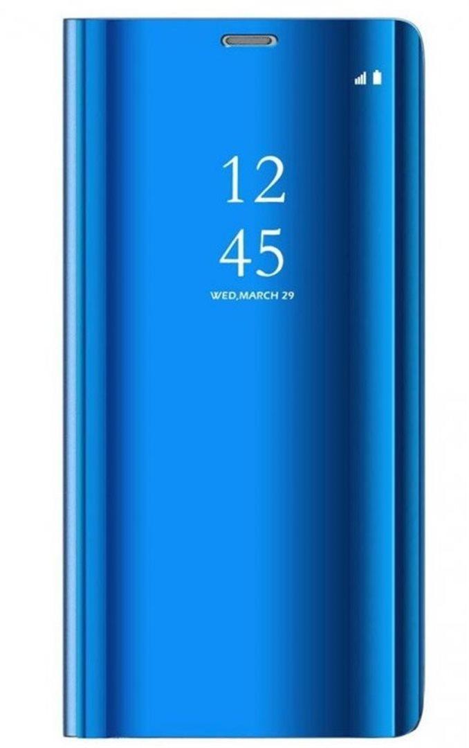 Cu-Be Clear View flipové pouzdro Huawei P40 Lite blue