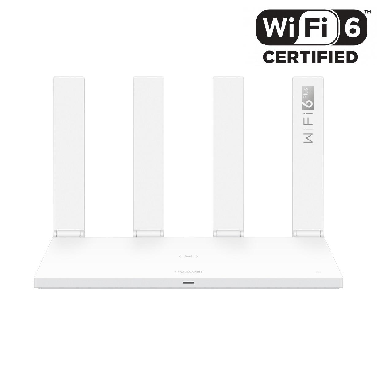 HUAWEI Router AX3 Pro Quad-core, Wifi 6, White
