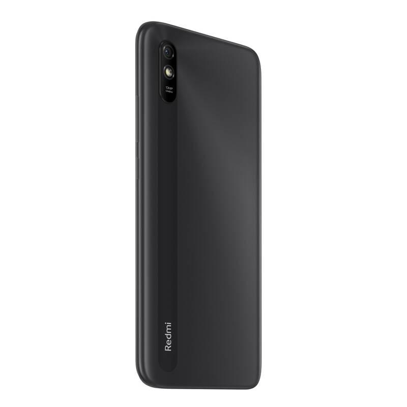 Kryt baterie Xiaomi Redmi 9A granite gray