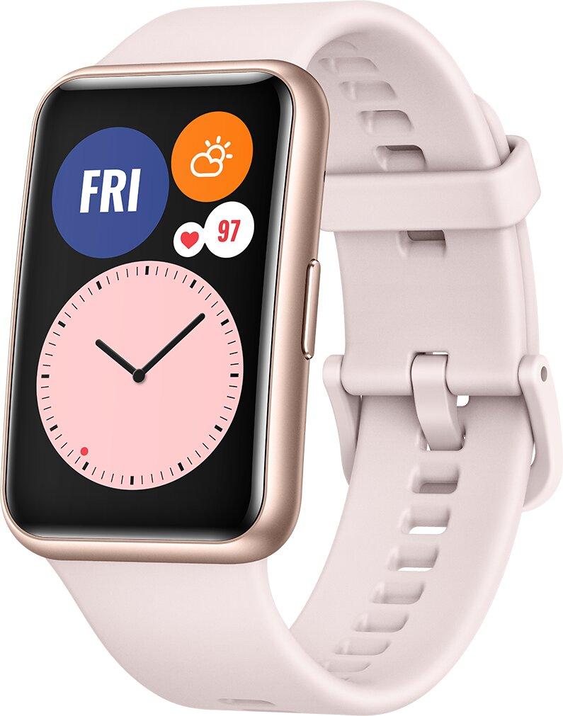 Huawei Watch Fit růžová