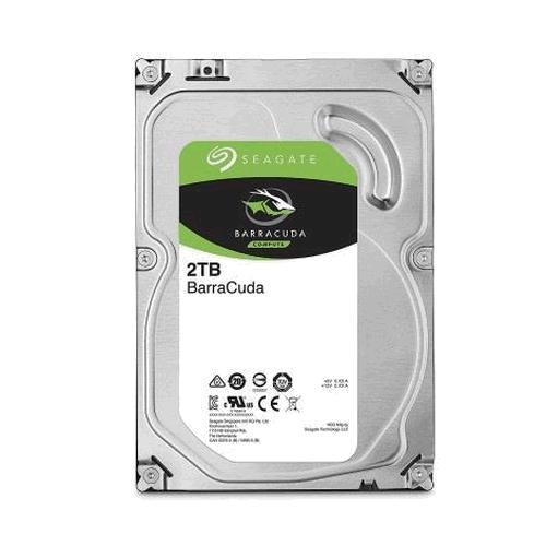 """Seagate BarraCuda 2TB HDD, 3,5"""", SATAIII, 7200rpm, ST2000DM008"""