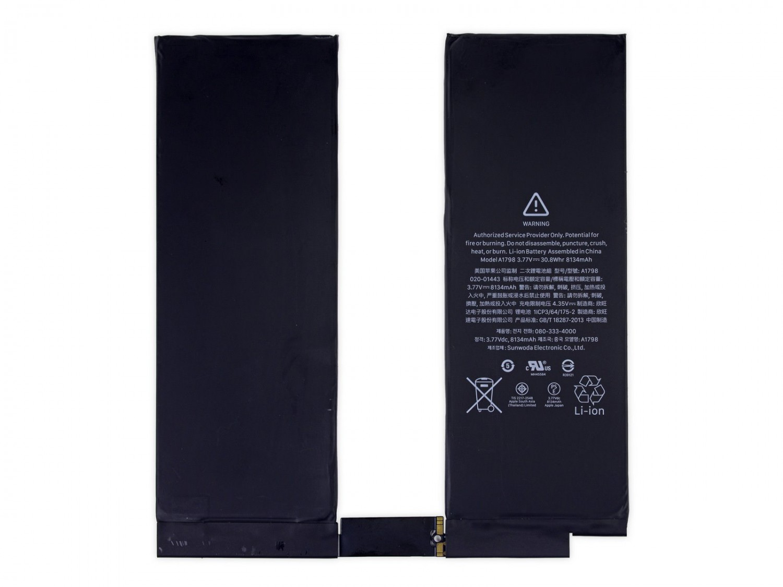 Baterie Apple pro iPad Pro, 10.5, 8134mAh Li-Ion