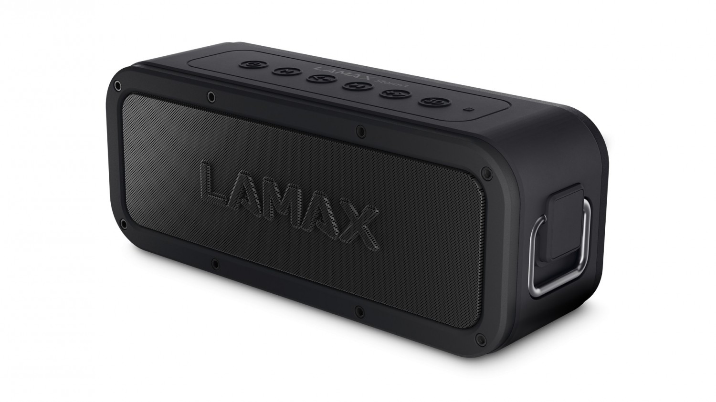 Bezdrátový reproduktor LAMAX Storm1, black