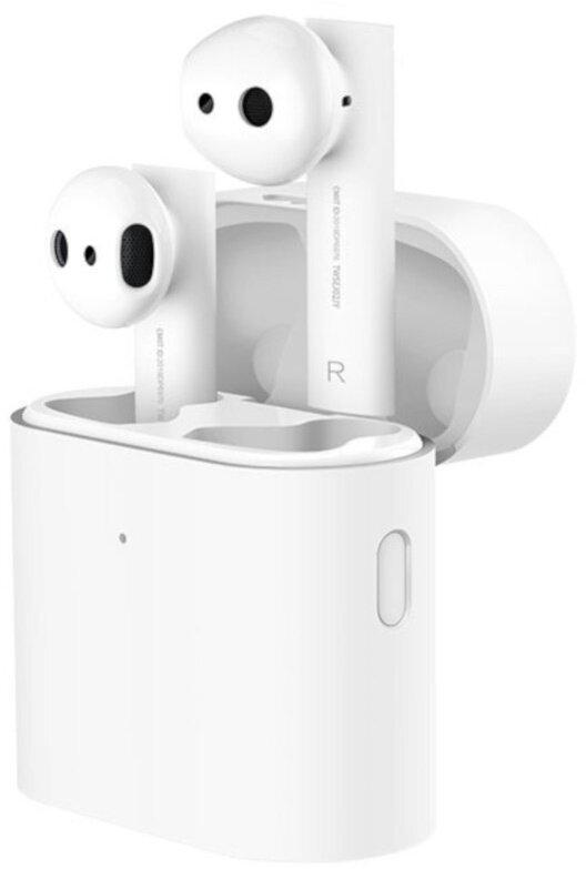 Bezdrátová sluchátka Xiaomi Mi True Wireless Earphones 2S bílá