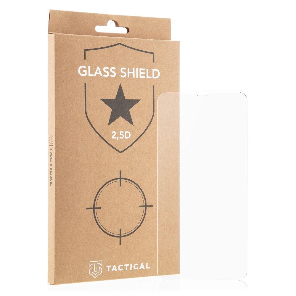 Levně Ochranné sklo Tactical Glass Shield 2.5D pro Apple iPhone 12 Pro Max, transparentní