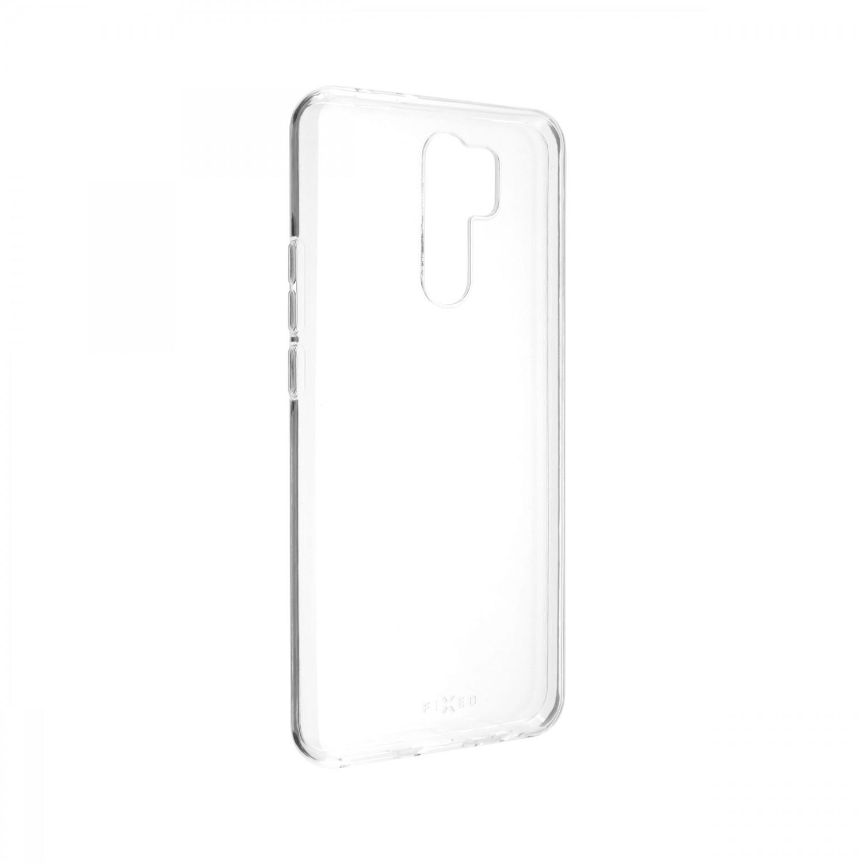 FIXED Skin Ultratenké silikonové pouzdro Xiaomi Redmi 9, čiré