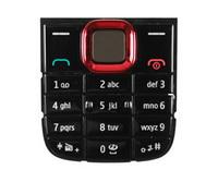 Klávesnice pro Nokia 5130, red - VÝPRODEJ!!