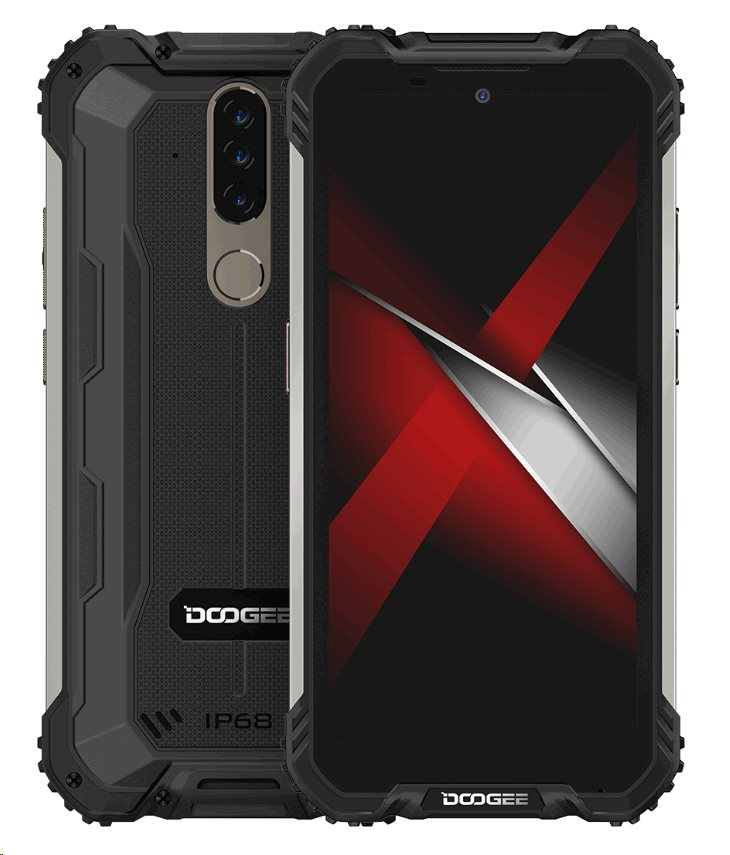 Doogee S58 Pro 6GB/64GB černá