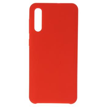 Silikonové pouzdro Swissten Liquid pro Samsung Galaxy A51, červená