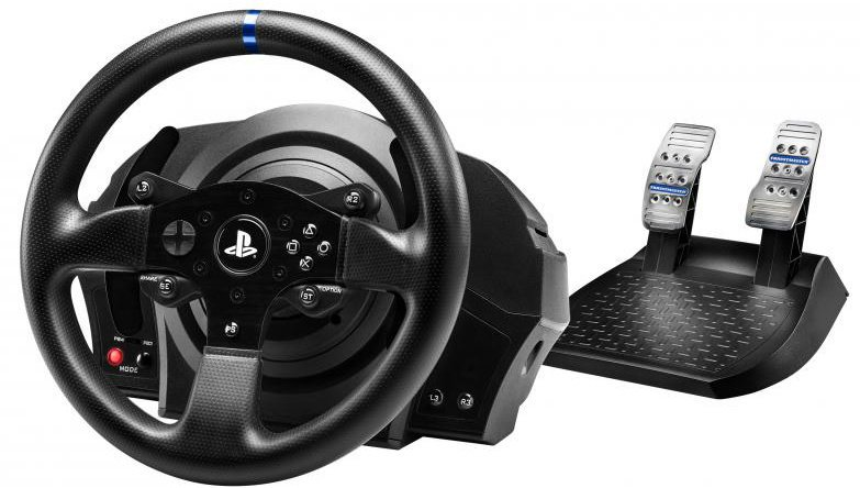Thrustmaster T300RS - 4160604 (volant pro PS3, PS4, PC)