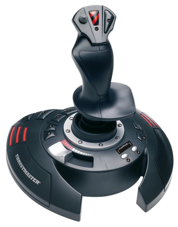Joystick Thrustmaster T Flight Stick X (PC, PS3)
