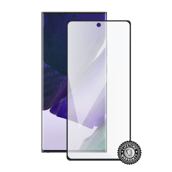 Ochranné sklo Screenshield pro Samsung Galaxy Note 20 5G (full COVER black)