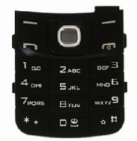 Klávesnice pro Nokia 8600, black - VÝPRODEJ!!