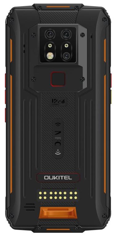 Oukitel WP7 8GB/128GB oranžová