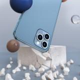 Ochranné pouzdro Baseus Frosted Glass Protective Case pro Apple iPhone 12/12 Pro, transparentní černá