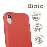Eko pouzdro Forever Bioio pro Apple iPhone 12 Pro Max, červená