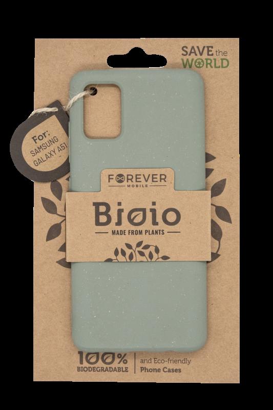 Zadní kryt Forever Bioio pro Apple iPhone 12 Pro Max, zelená