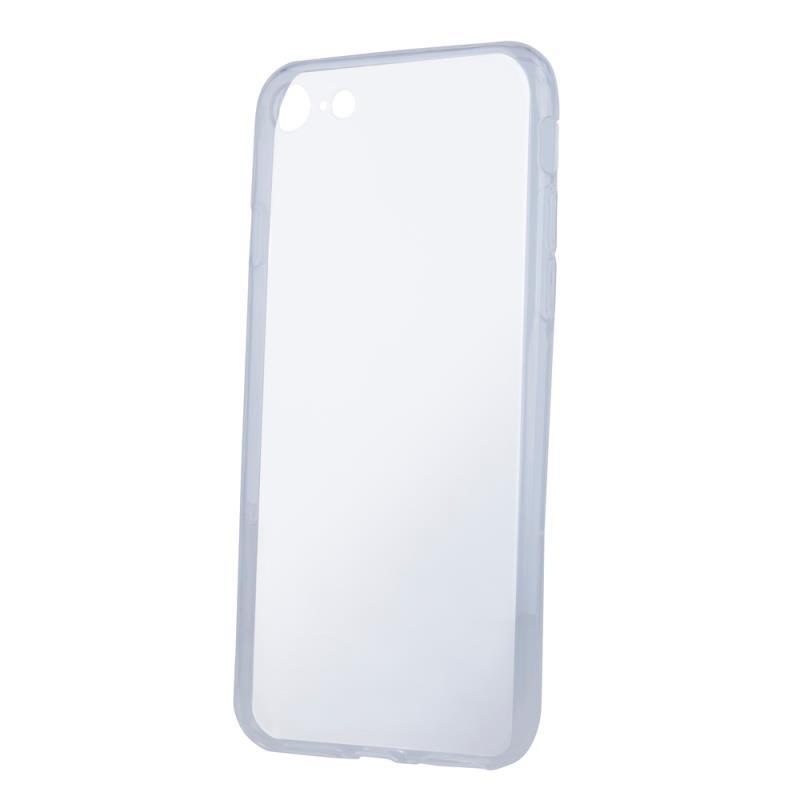 Silikonové pouzdro Slim 1mm pro Xiaomi Redmi 9A/9AT, transparentní