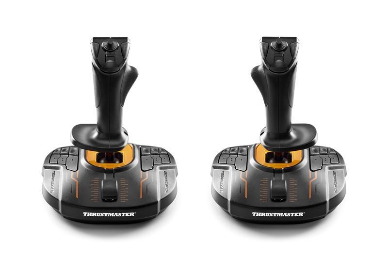 Joysticky Thrustmaster T16000M Space sim duo pack HOTAS (PC)