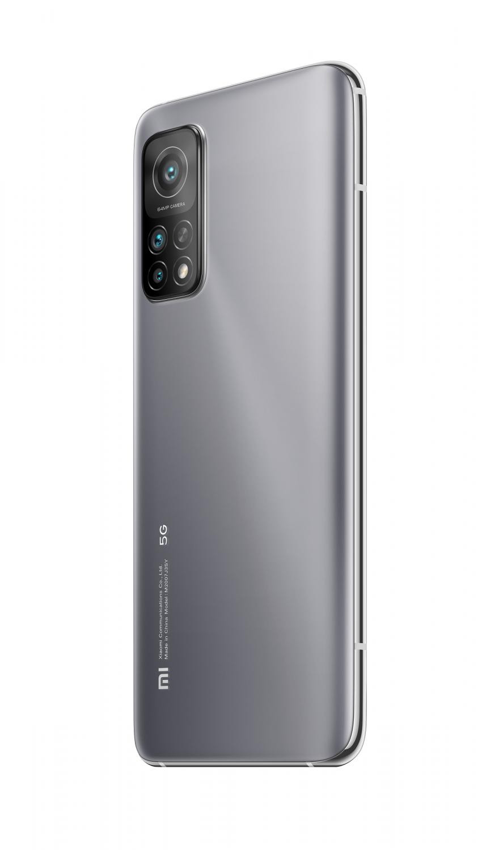 Xiaomi Mi 10T 8GB/128GB stříbrná