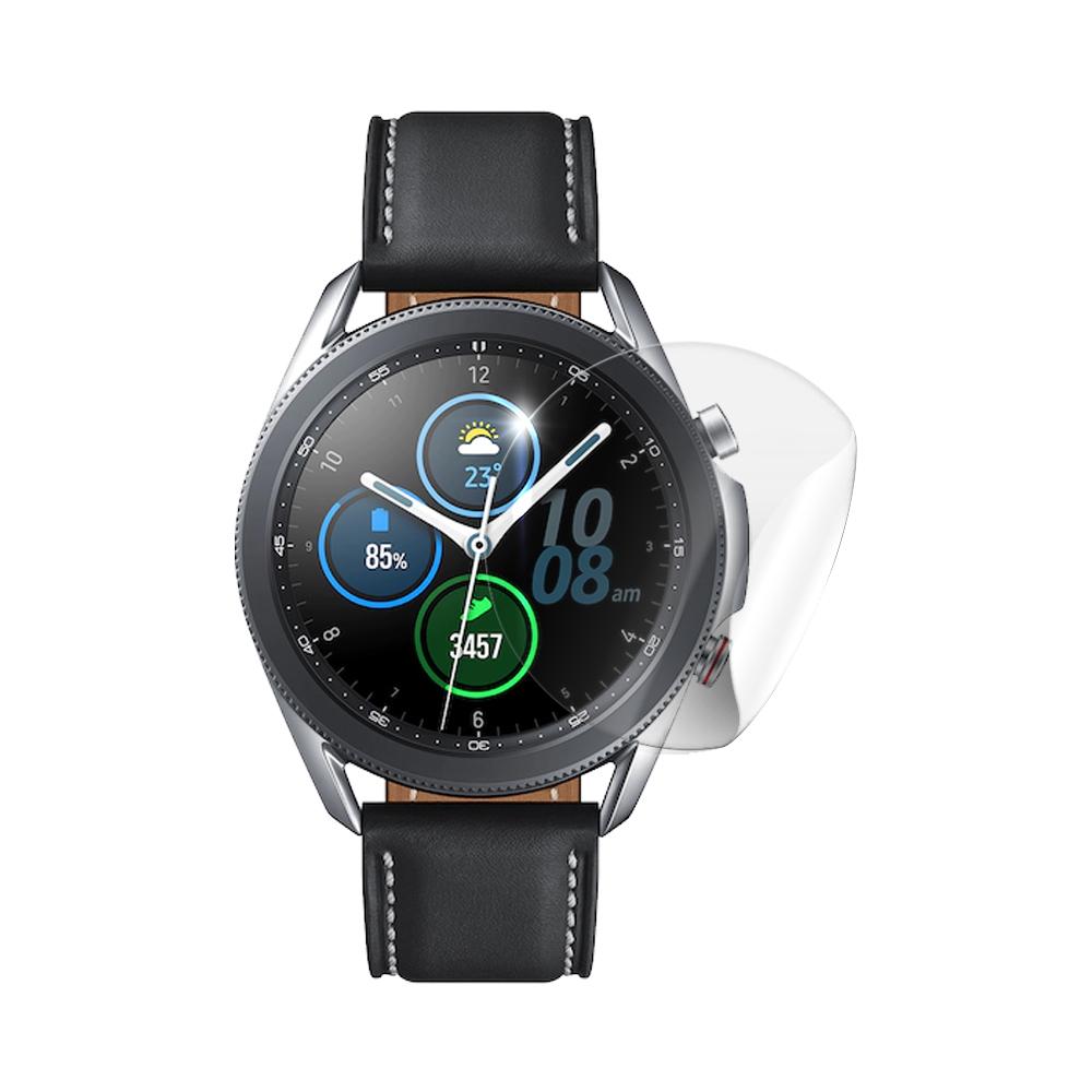 Ochranná fólie Screenshield pro Samsung R840 Galaxy Watch 3 (45 mm)