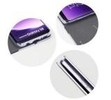 Forcell Luna Silver flipové pouzdro, obal, kryt Apple iPhone 12/12 Pro gold