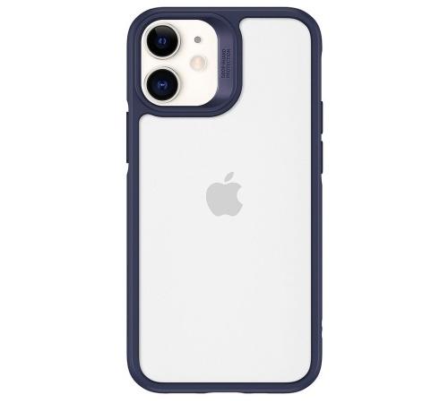 Ochranný kryt ESR Ice Shield pro Apple iPhone 12 Pro Max, modrá