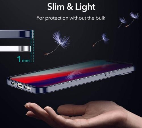 Ochranný kryt ESR Halo pro Apple iPhone 12/12 Pro, zlatá