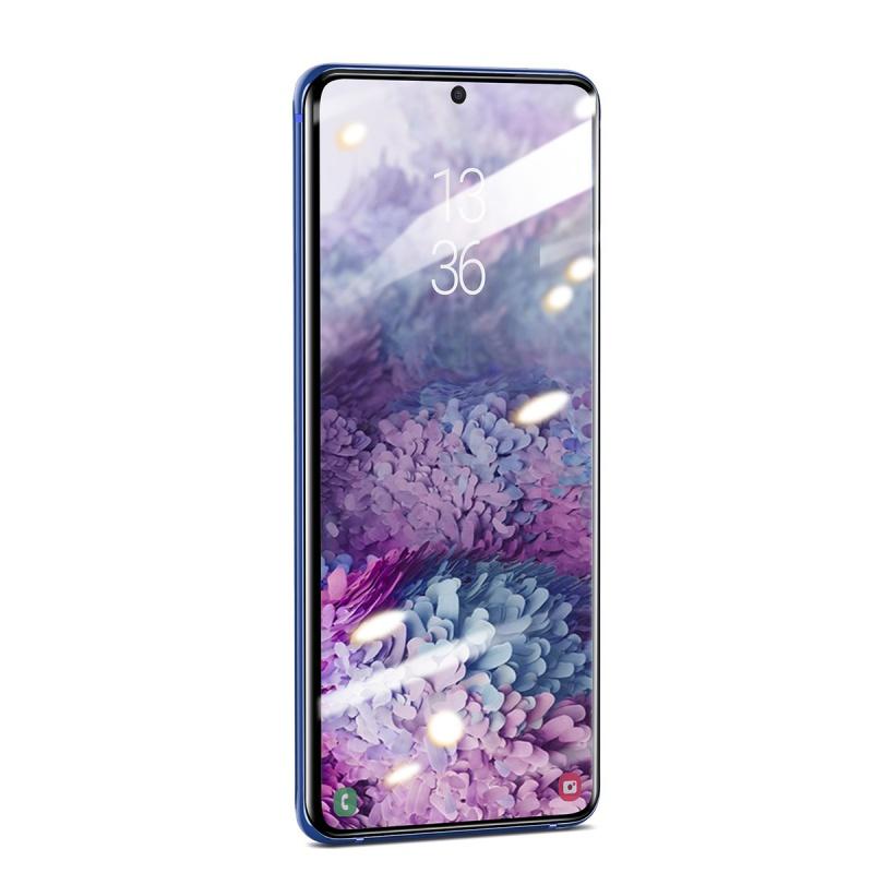 Tvrzené sklo Baseus 0.25mm Curved-Screen Uv Screen Protector pro Samsung Galaxy S20
