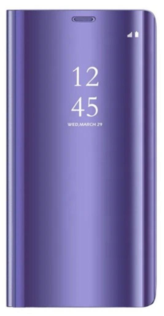 Cu-Be Clear View flipové pouzdro, obal, kryt Xiaomi Redmi 9 violet