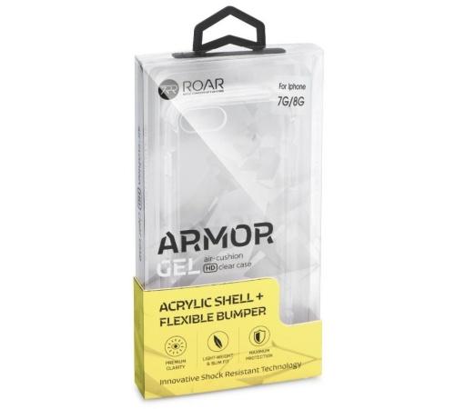 Kryt ochranný Roar Armor Gel pro Huawei P30 Lite, transparentní