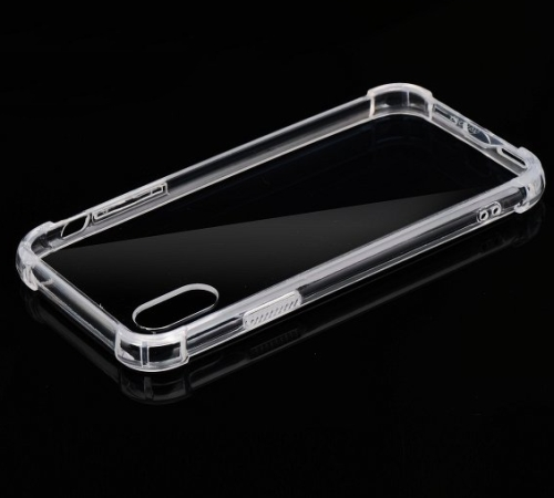 Kryt ochranný Roar Armor Gel pro Huawei P smart 2019, transparentní