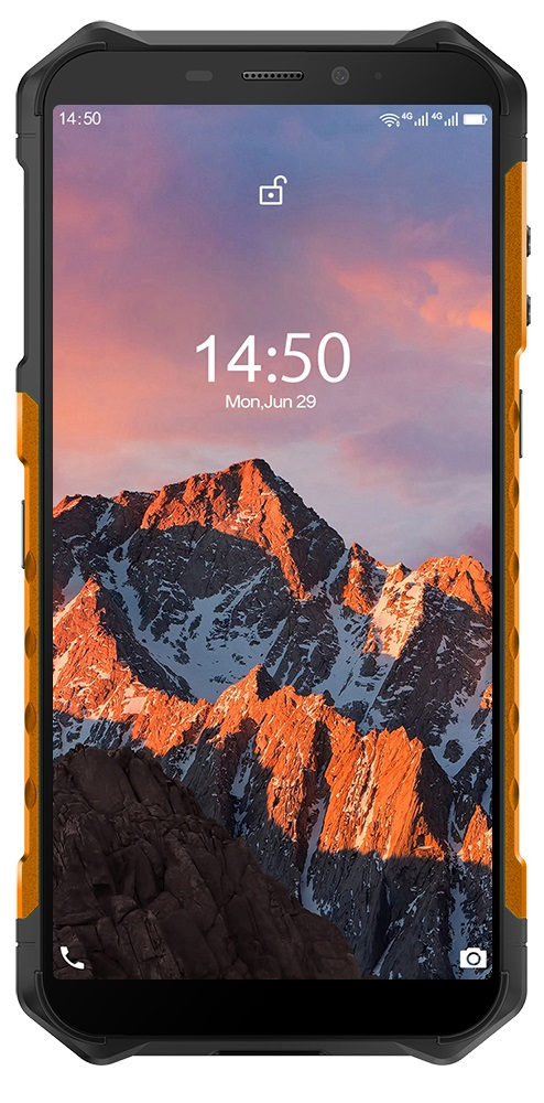 UleFone Armor X5 Pro 4GB/64GB oranžová