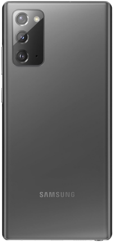 Kryt baterie Samsung Galaxy Note20 mystic grey (Service Pack)