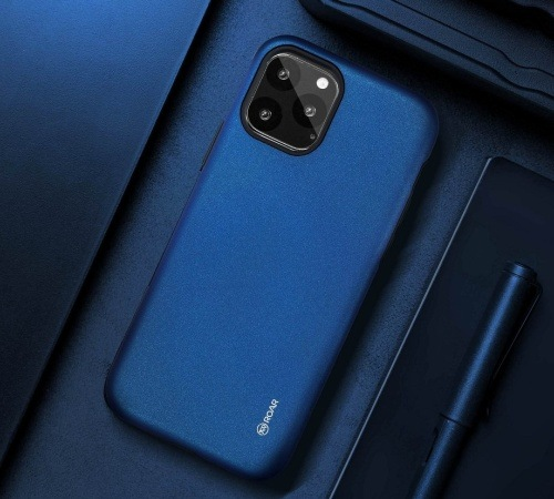 Kryt ochranný Roar Rico Armor pro Samsung Galaxy M31s, tmavě modrá