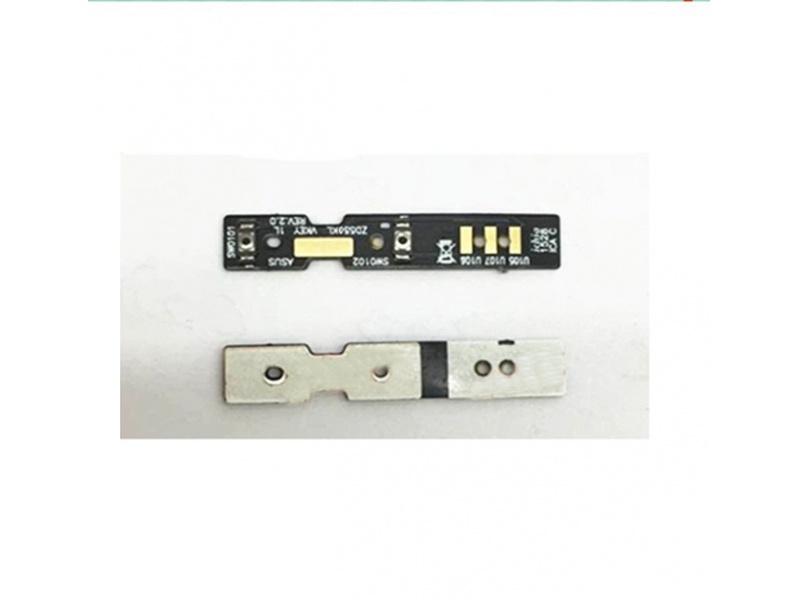 Tlačítka hlasitosti Flex kabel pro Asus Zenfone Selfie (ZD550KL)