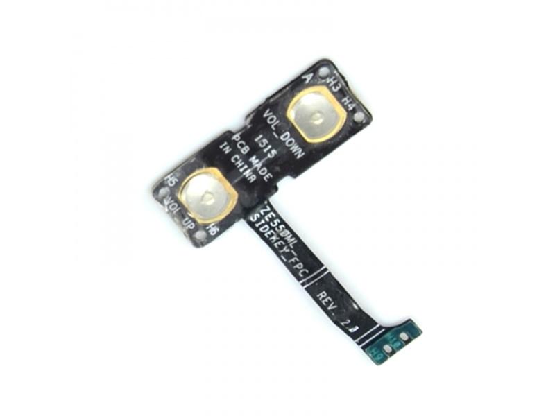 Tlačítka hlasitosti Flex kabel pro Asus Zenfone 2 (ZE551ML)