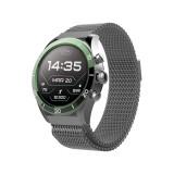 Chytré hodinky Forever Icon AW-100 AMOLED zelená