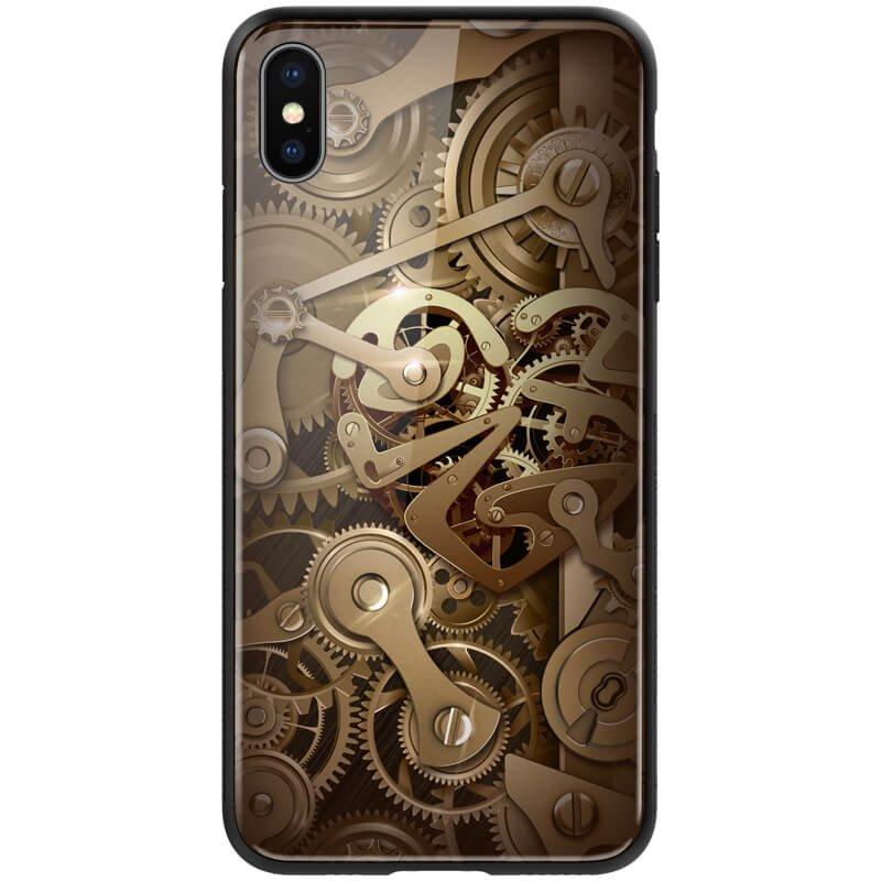 Nillkin Gear zadní kryt, pouzdro, obal pro Apple iPhone XS Max