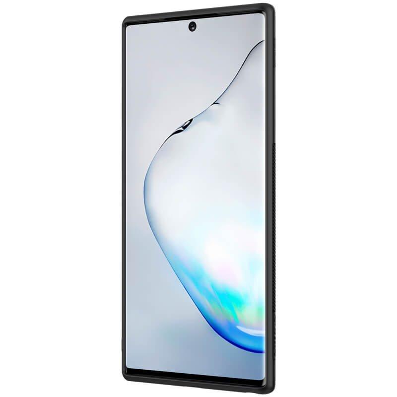 Nillkin Synthetic Fiber zadní kryt, pouzdro, obal Samsung Galaxy Note 10 black