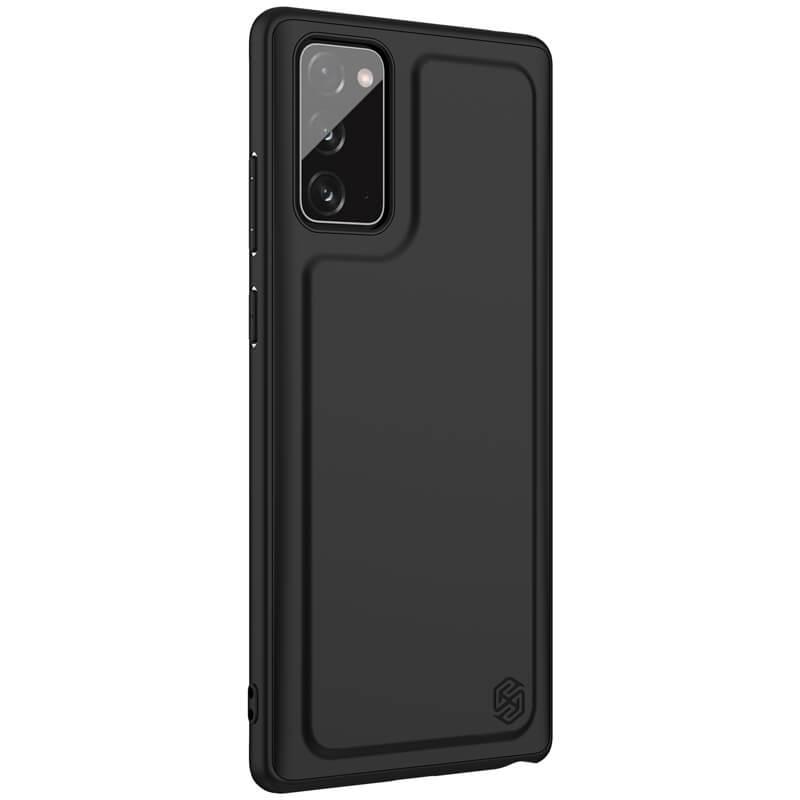 Nillkin Magic PRO QI zadní kryt, pouzdro, obal Samsung Galaxy Note20 black