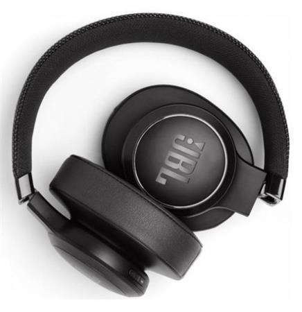 Bezdrátová sluchátka JBL Live 500 BT černá