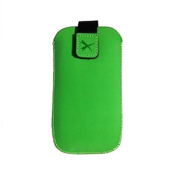 SLIM EXTREME STYLE pouzdro, obal, kryt pro NOKIA 150, ALIGATOR A510 green