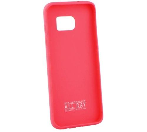 Kryt ochranný Roar Colorful Jelly pro Xiaomi Redmi 9A, tmavě růžová